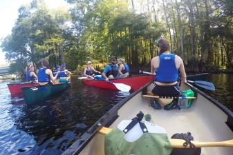 Kayaking Skills Workshop