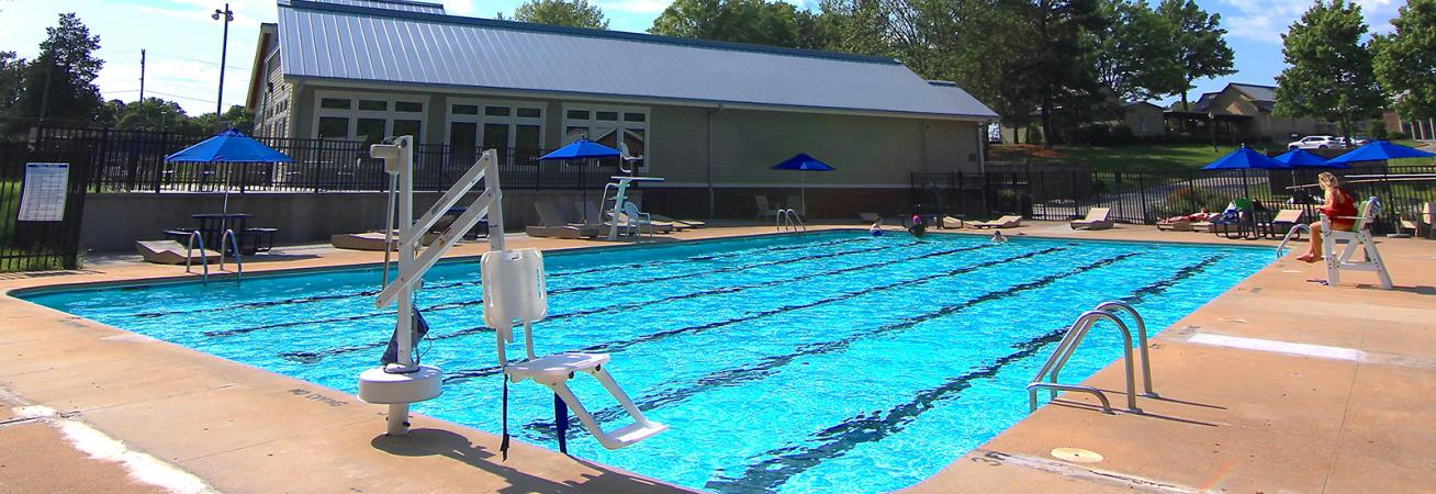 Central Campus Outdoor Pool Duke Recreation
